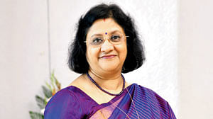 Ex-SBI chief Arundhati Bhattacharya to join Salesforce as India CEO