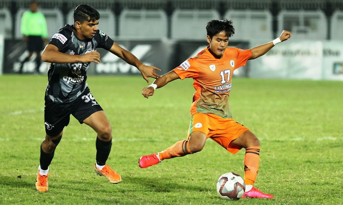 Football I-League: Neroca win seven-goal thriller to break Punjab jinx