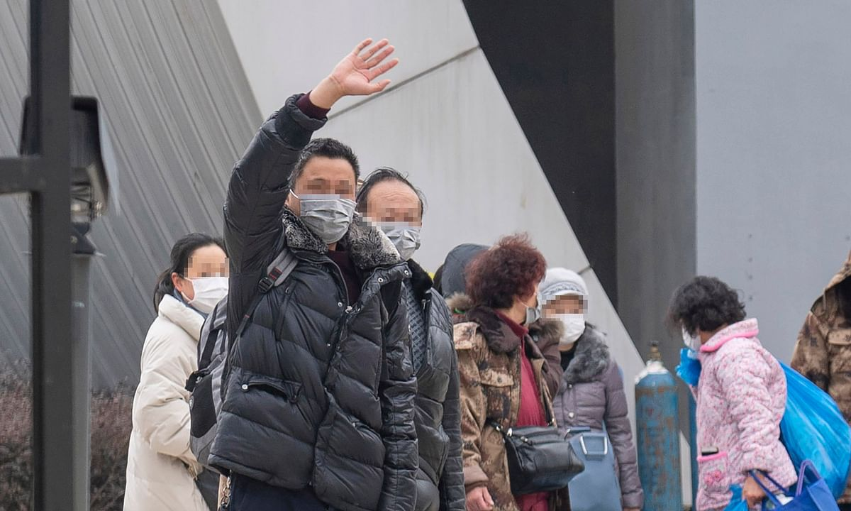 China coronavirus toll rises to 2943 with 31 more deaths