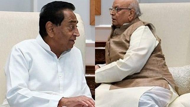 Madhya Pradesh: Kamal Nath meets Governor, says confident of numbers
