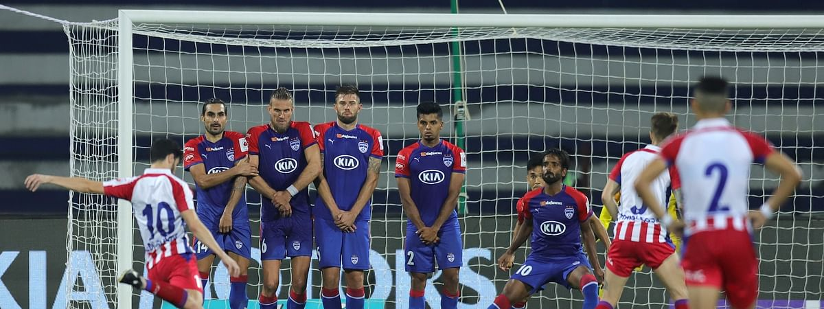 Football ISL: Advantage Bengaluru with gritty win over ATK