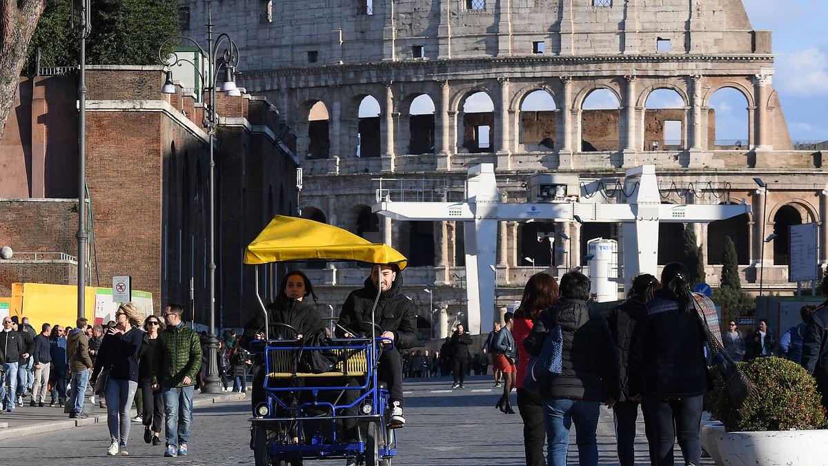 Italy COVID-19 toll rises above 4,000, Spain's crosses 1,000