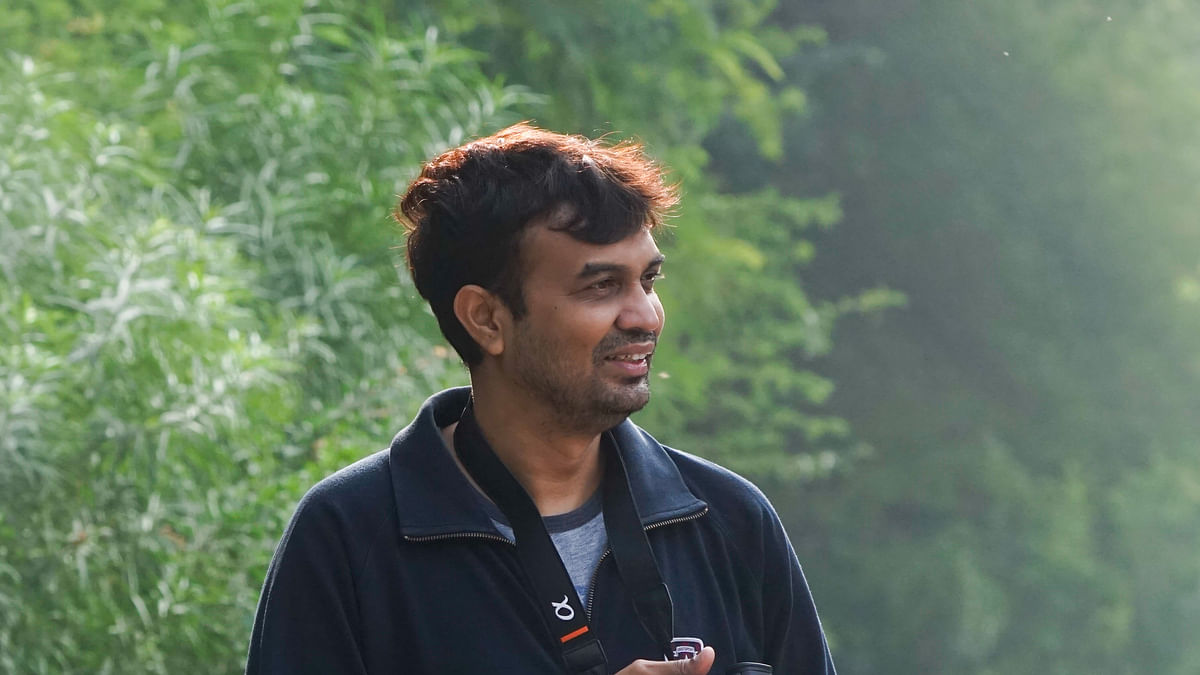 Filmmaker Ajitesh Sharma finishes first documentary, ready for bigger things
