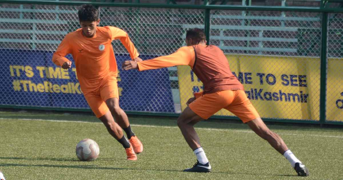 Football I-League: Neroca  confident ahead of game against Real Kashmir