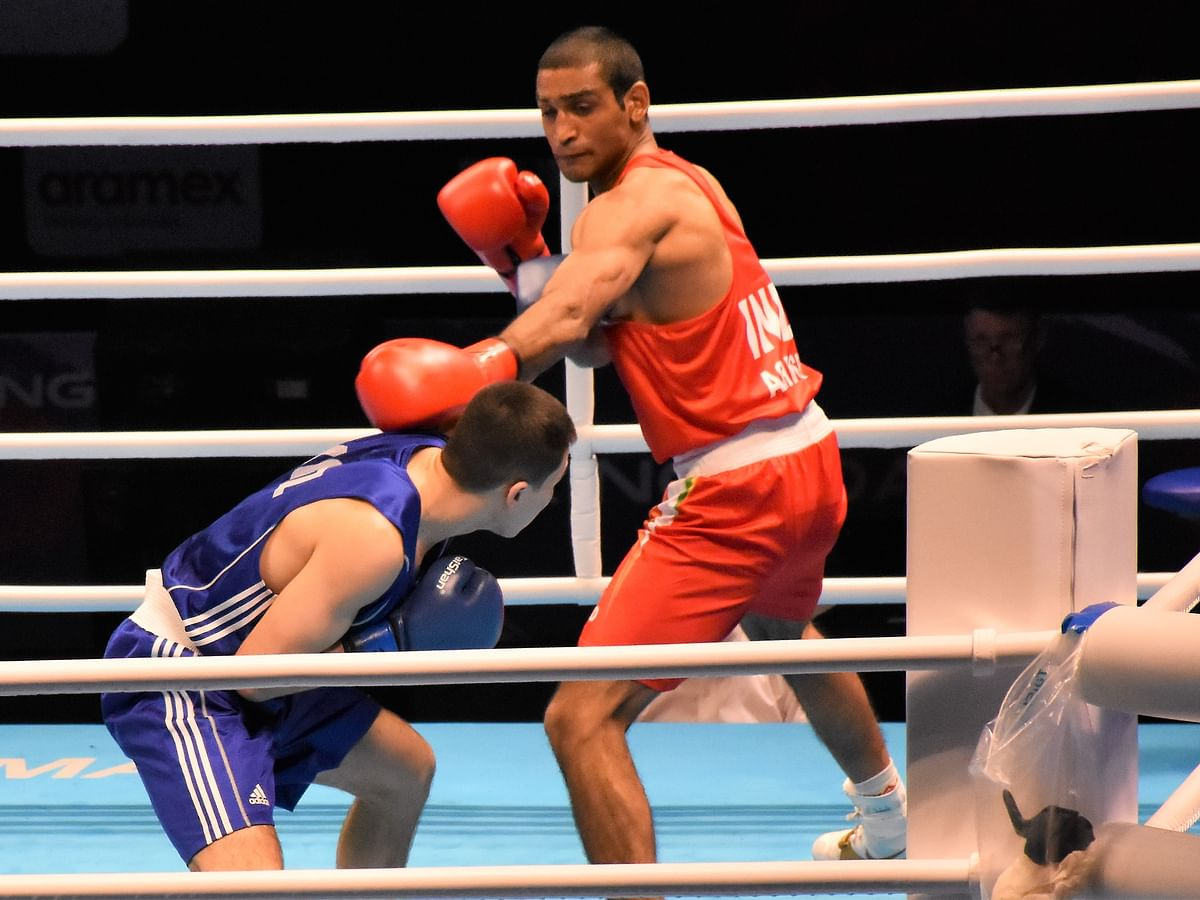 Boxing: Ashish, Manish move to QF of Tokyo Olympic Qualifiers