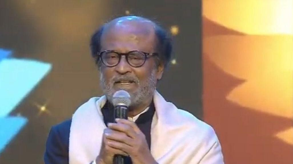 Rajini vows 'honest govt' for TN; party to be floated in January