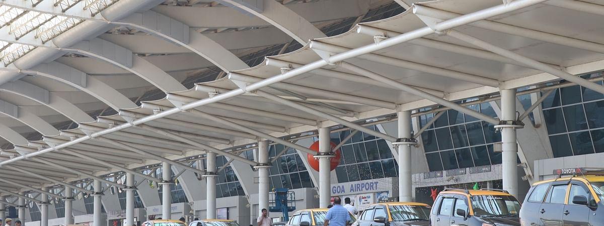 File photo of Goa Airport