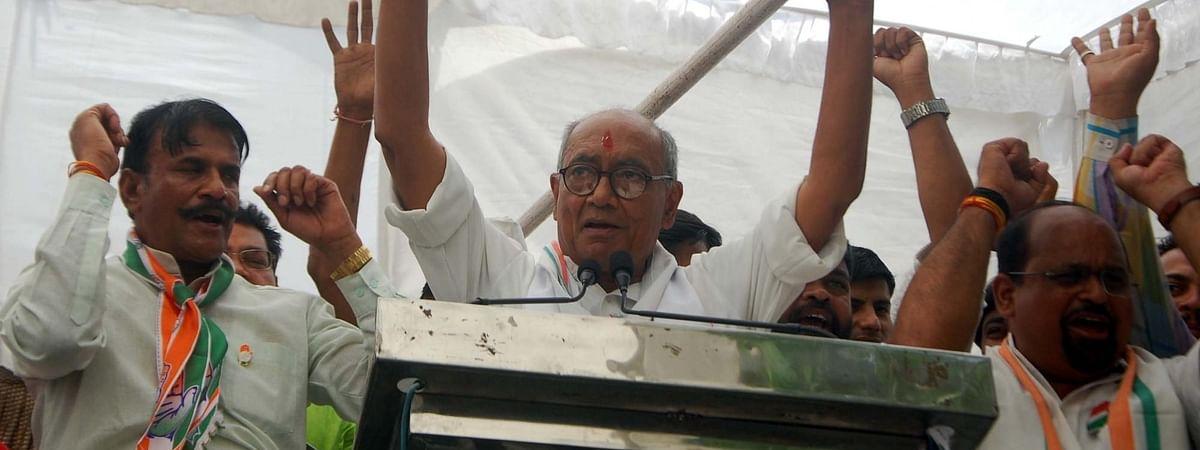 Digvijaya Singh