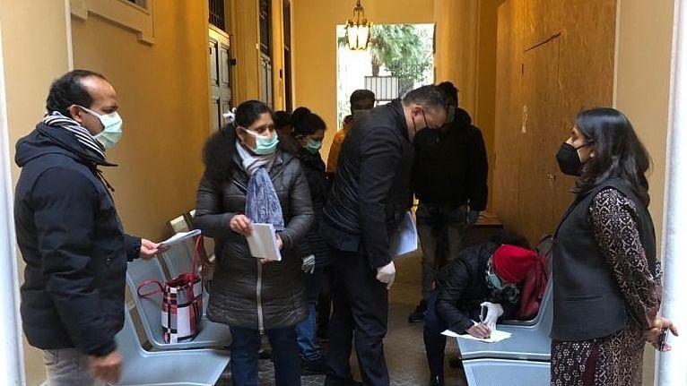 India evacuates 218 from COVID-hit Italy