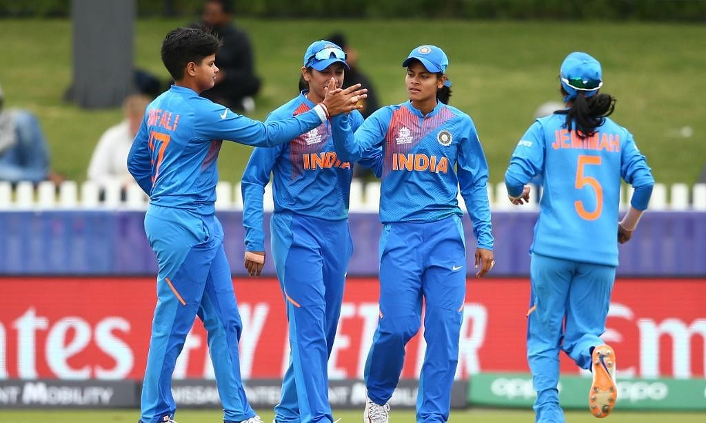 Women's T20 WC: India enter maiden final after washout