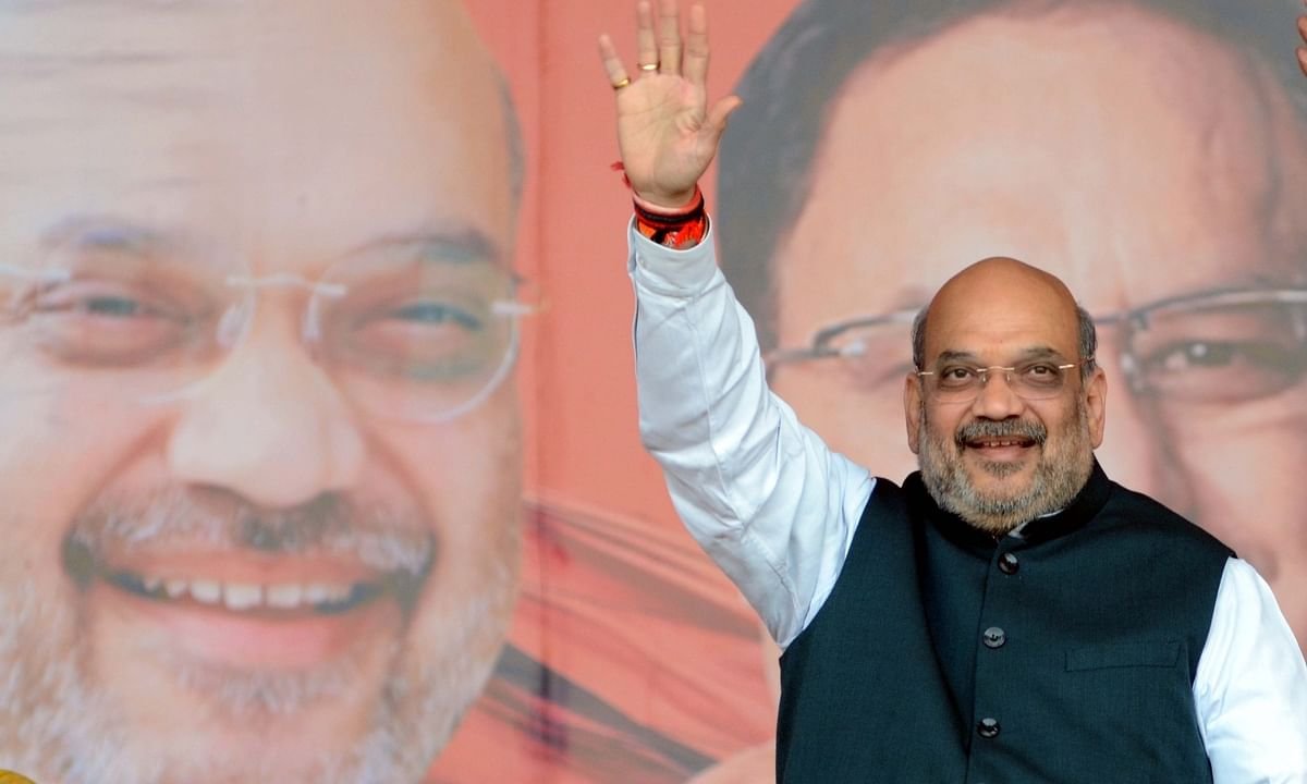 Amit Shah accuses Mamata of instigating riots