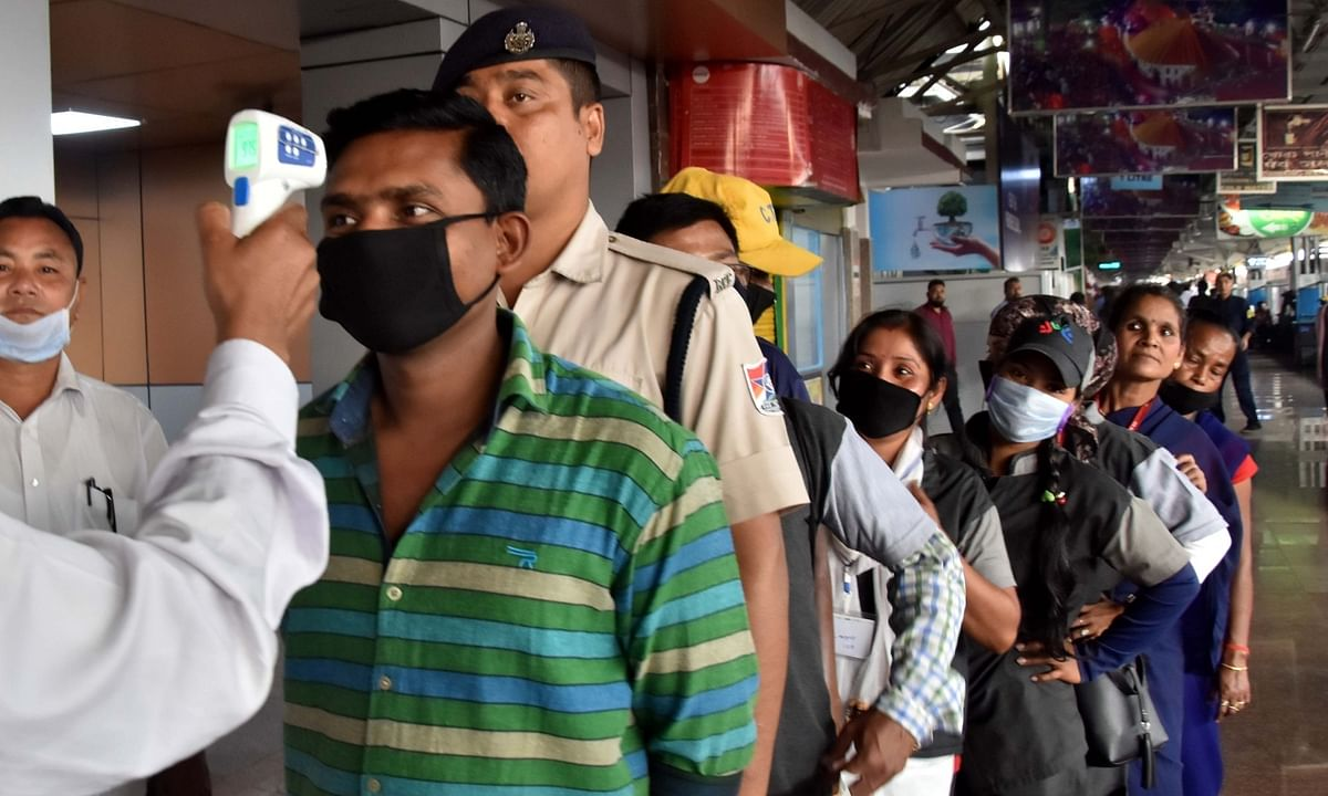 India reports third coronavirus death, number of cases rises to 126