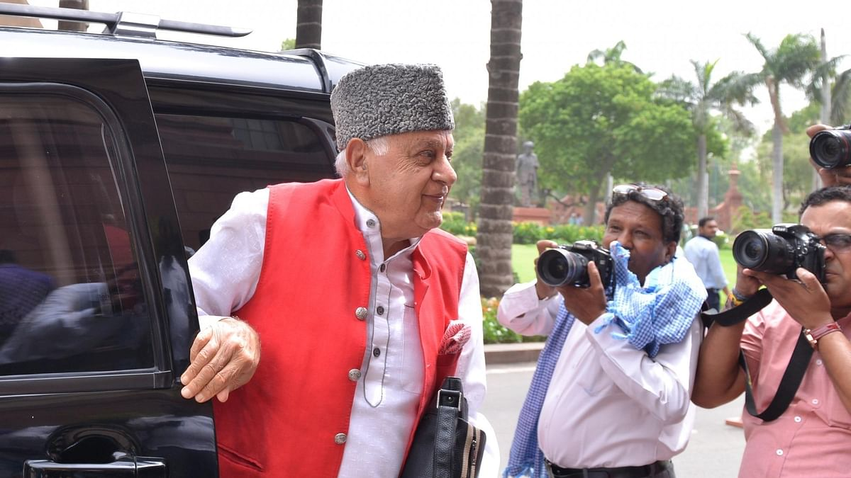 Bring back all J&K detainees from outside, says Farooq Abdullah