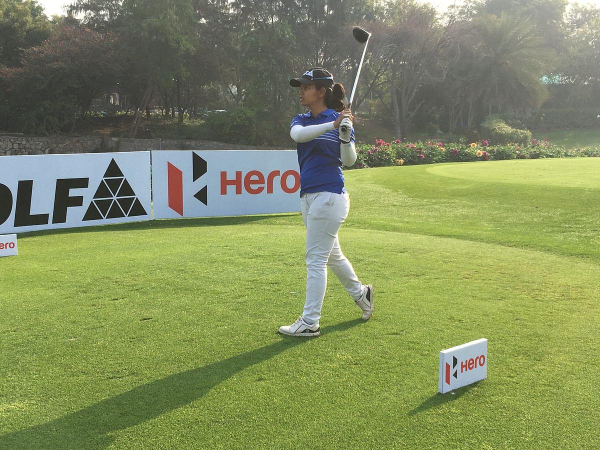 Golf: Vani  wins 5th leg of Hero WPG Tour, Pranavi finishes second
