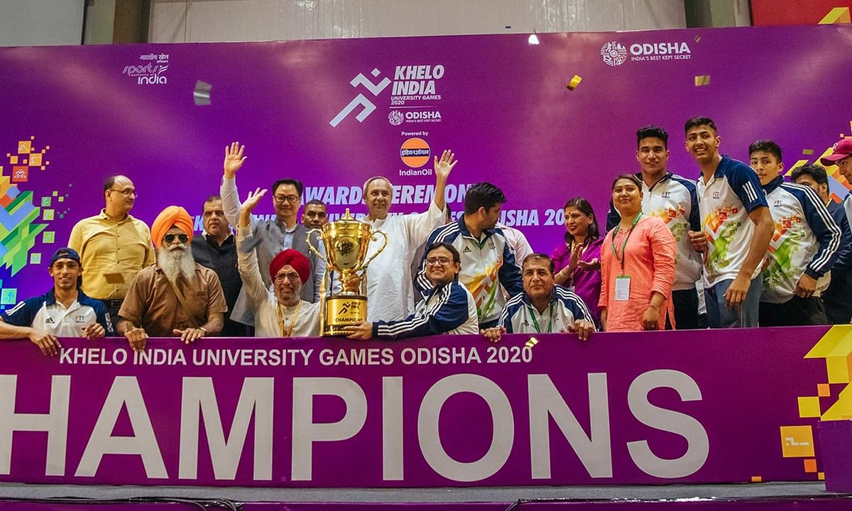 KIUG: Panjab University clinch championship in dramatic fashion