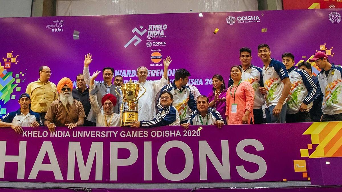 KIUG: Panjab University clinch championship in dramatic fashion