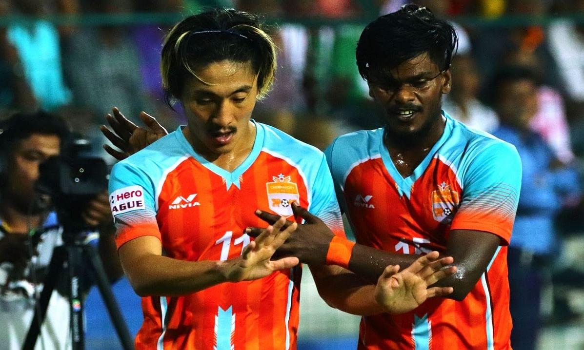 Katsumi's 'homecoming' goal halts Mohun Bagan juggernaut