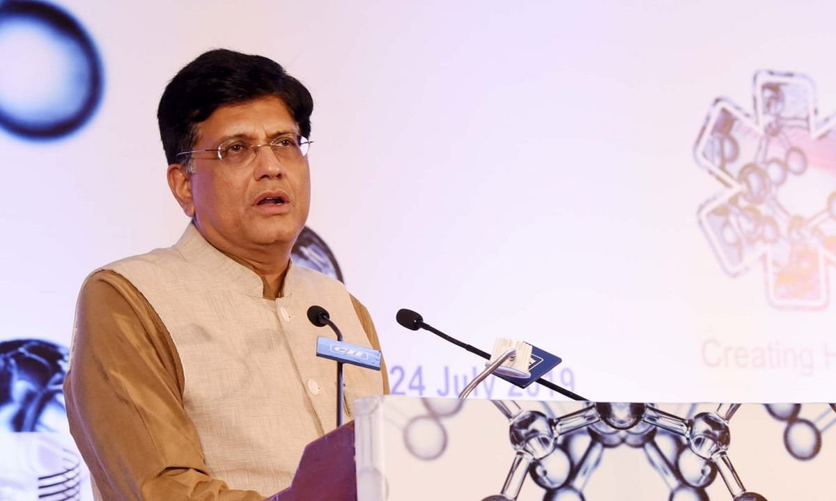 Don't let your workers go away, Goyal tells industry & trade