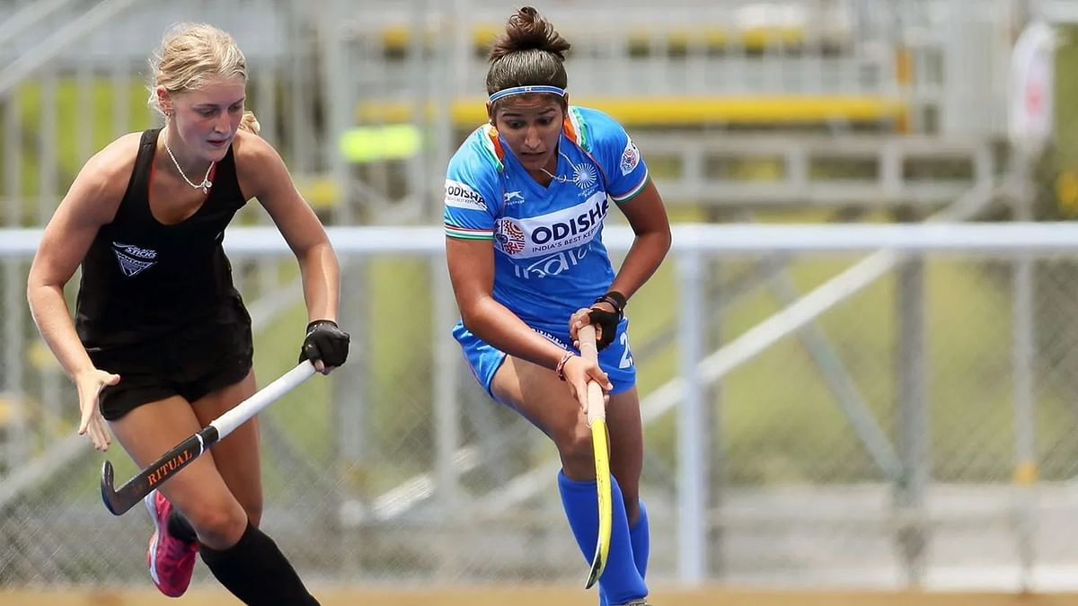Indian Women's Hockey Team plays fearlessly now, says striker Navneet Kaur