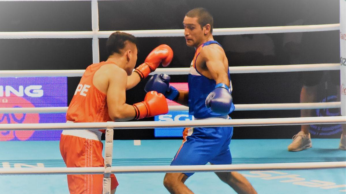 Boxing: Gaurav Solanki, Ashish Kumar begin quest for Tokyo Olympics