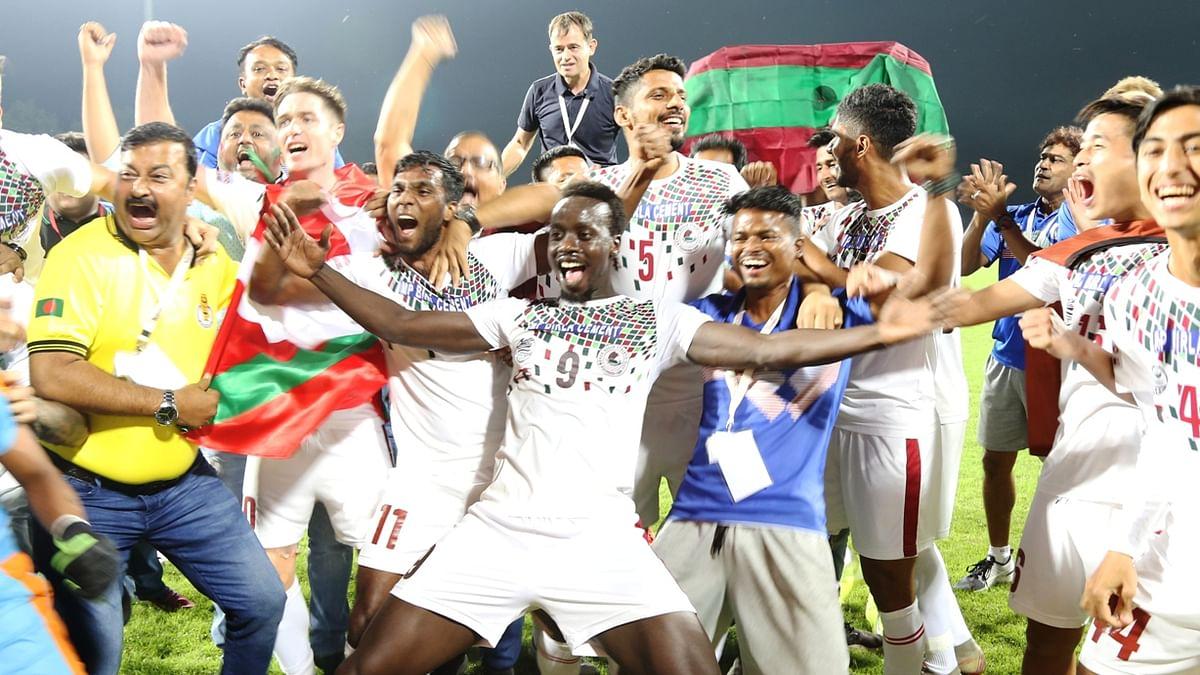 Football: Mohun Bagan pip Aizawl to win Hero I-League crown