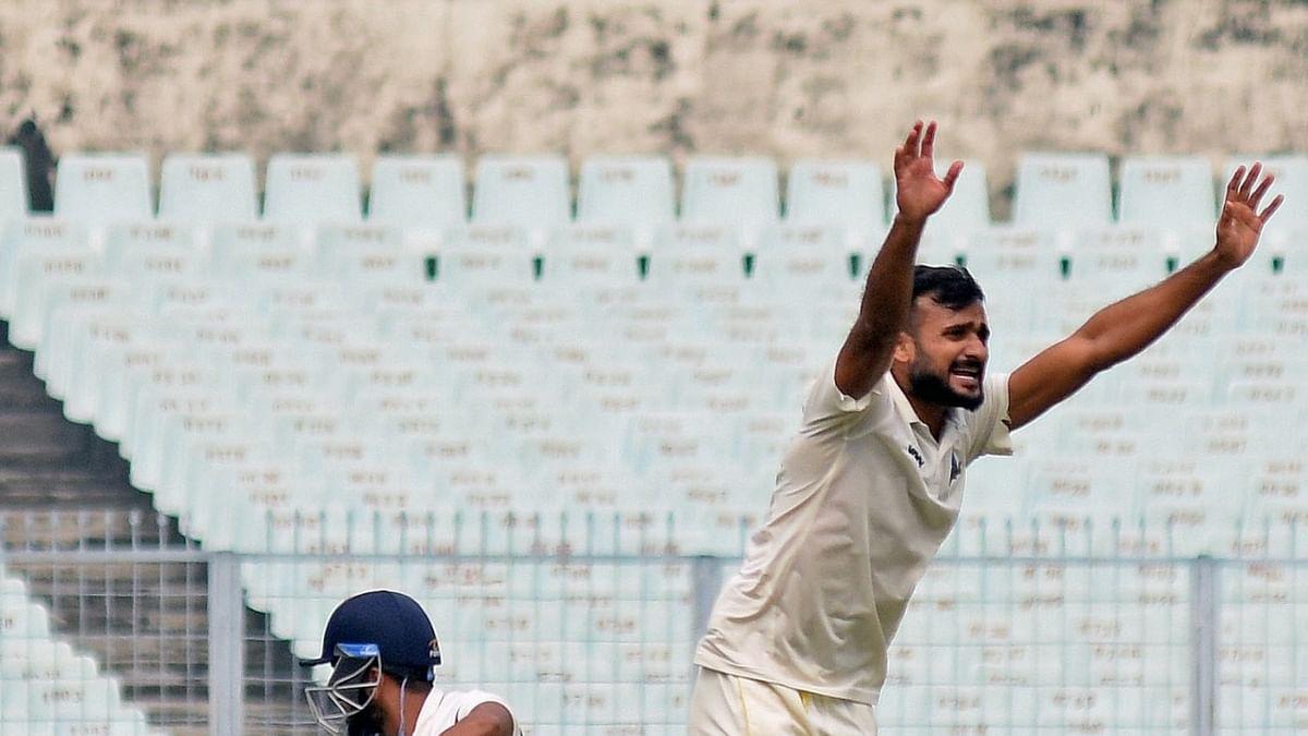 Ranji final: Bengal end Day 1 on high against Saurashtra