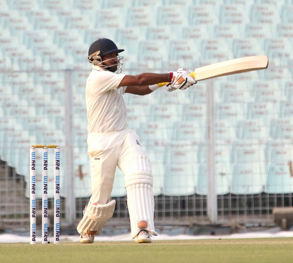 Ranji Final: Bengal stay in hunt for 1st innings lead against Saurashtra