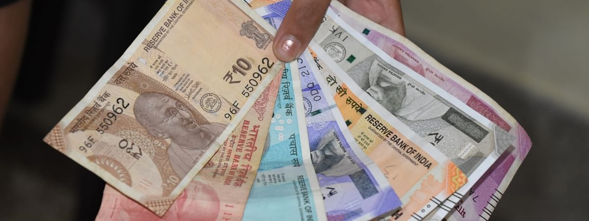Forex market stays volatile, rupee ends at record low of 76.86/$