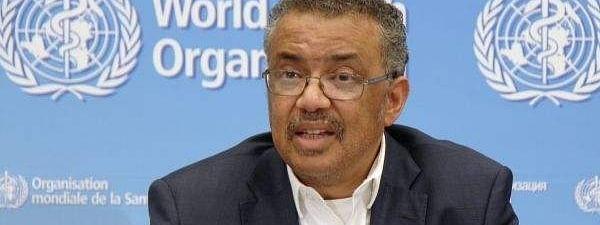 WHO Director-General Tedros Ghebreyesus