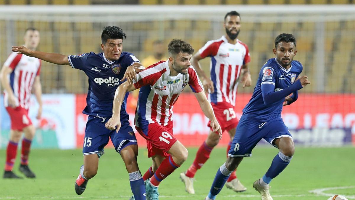 Football: Champions ATK grab historic third ISL title
