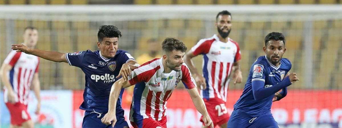 Football: Champions ATK grab historic third ISL title