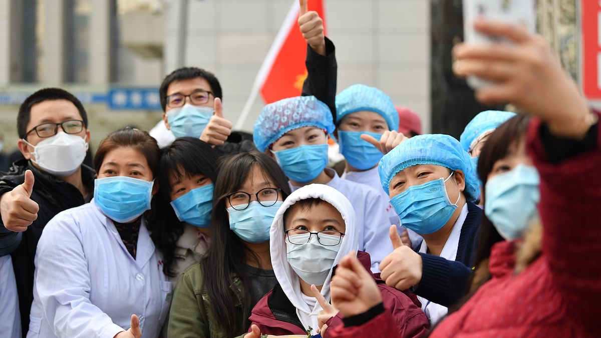 China coronavirus toll rises to 2,981 with 38 more deaths
