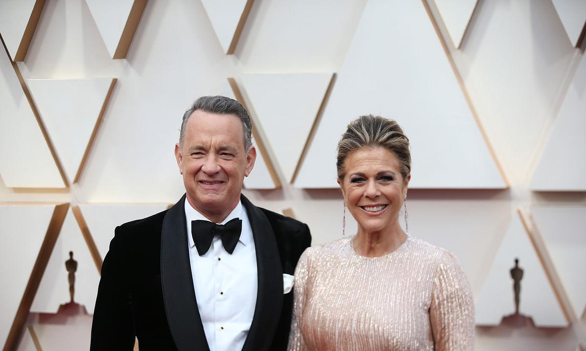 Tom Hanks, wife Rita Wilson test positive for COVID-19