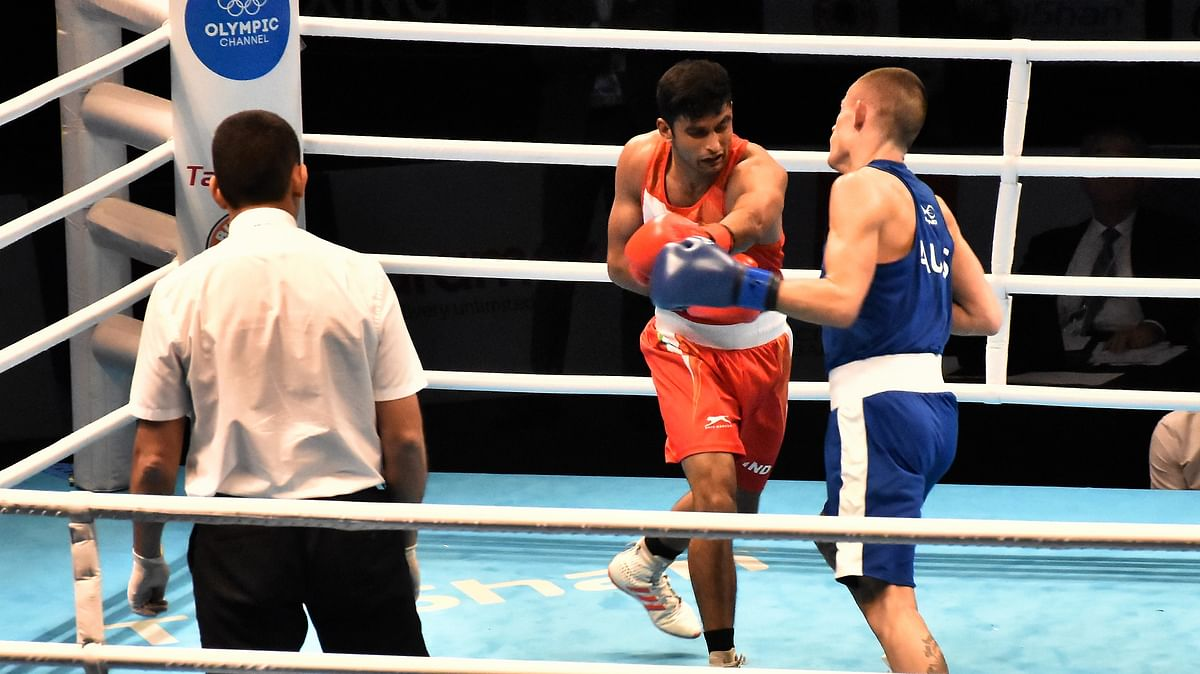 Manish Kaushik books Tokyo berth; Indian boxers bag record nine Olympic quota places