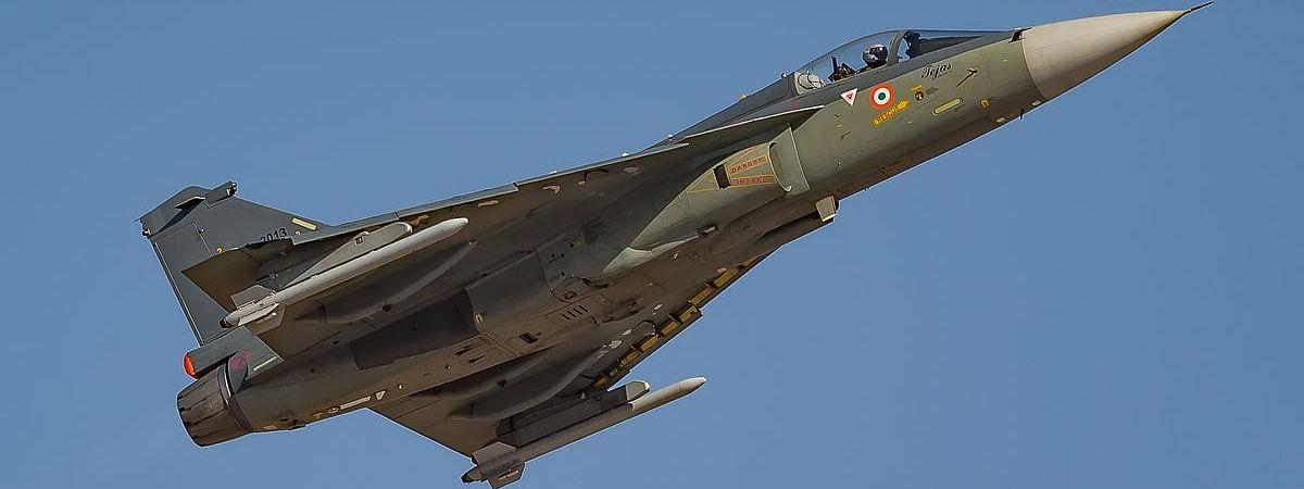 Tejas, India's indigenous light combat aircraft