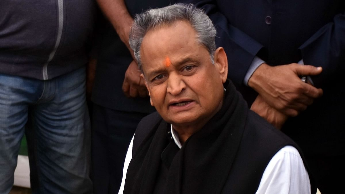 Horse trading rates up in state after session announced: Gehlot