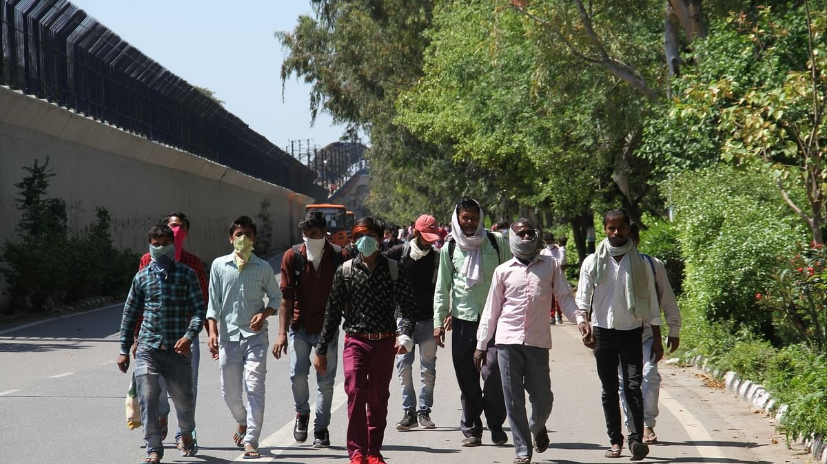 15 migrant workers run over by goods train near Aurangabad in Maharashtra