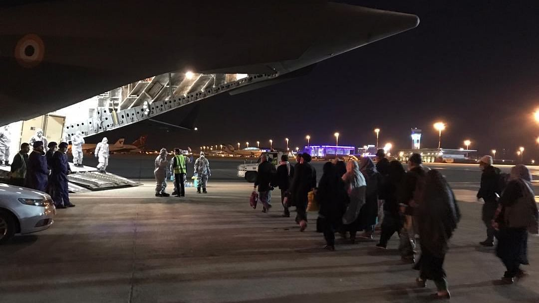 44 Indians evacuated from Iran to arrive in Jaisalmer