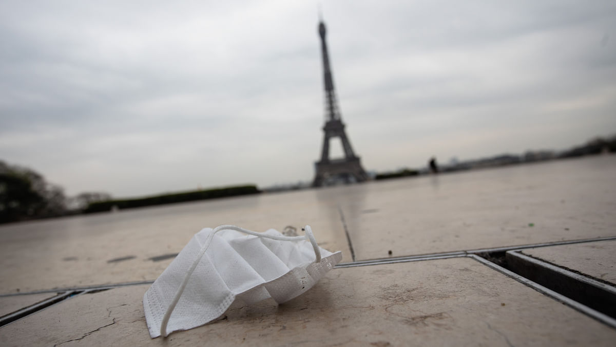 France reports 232 new coronavirus deaths, toll goes up to 1,331