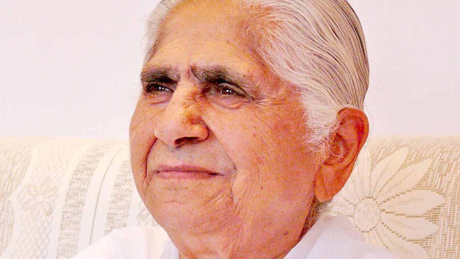 Dadi Janki, head of Brahma Kumaris, passes away at 104
