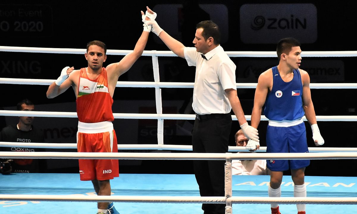 Mary Kom, Amit Panghal among 7 Indian boxers to qualify for Tokyo 2020