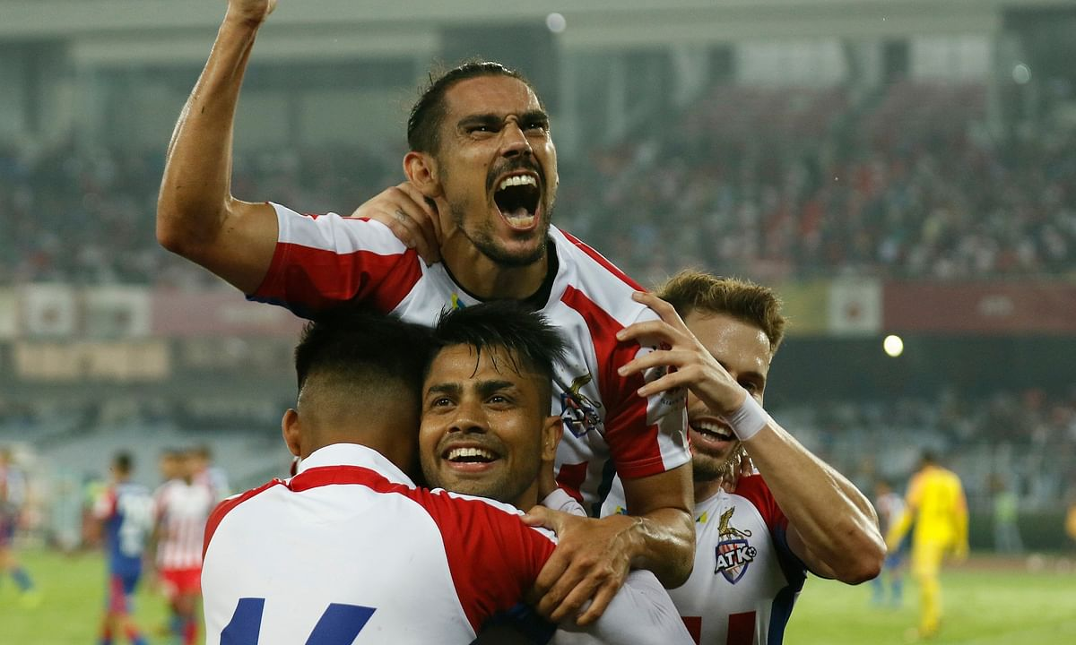 Football ISL: Williams leads  ATK to final spot over Bengaluru