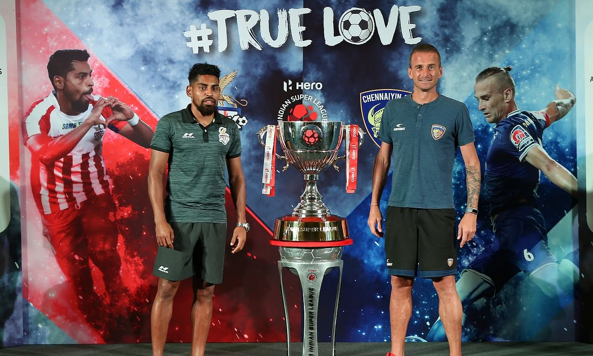 Football ISL: 'This is our chance to etch our name in history' - ATK, Chennaiyin