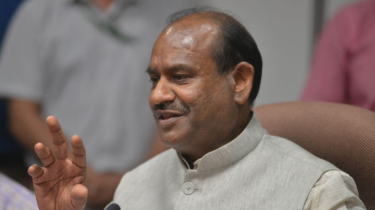 Lok Sabha Speaker Om Birla tests positive for Covid-19, condition stable