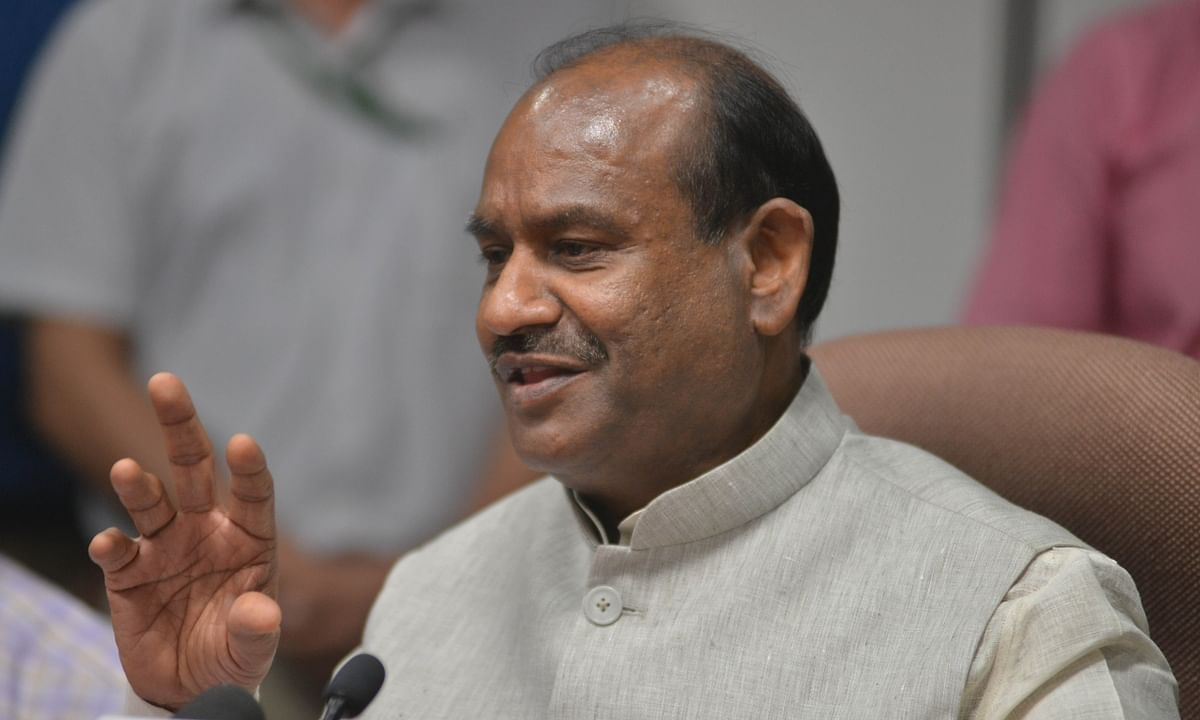 Lok Sabha Speaker revokes suspension of 7 Congress MPs