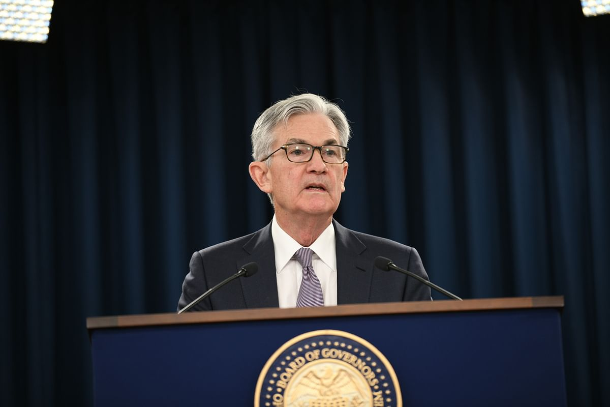 U. S. Federal Reserve Chairman Jerome Powell