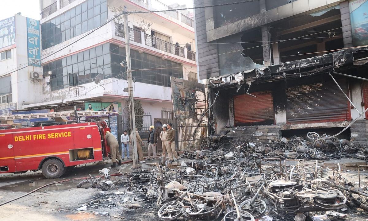 Death toll in Delhi violence reaches 43