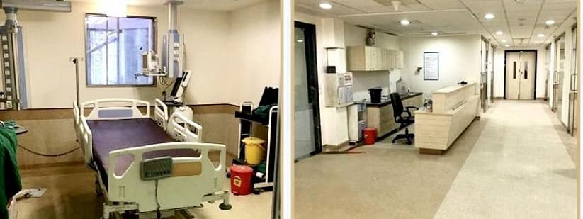 Reliance sets up 100-bed centre for COVID-19 patients at Mumbai hospital