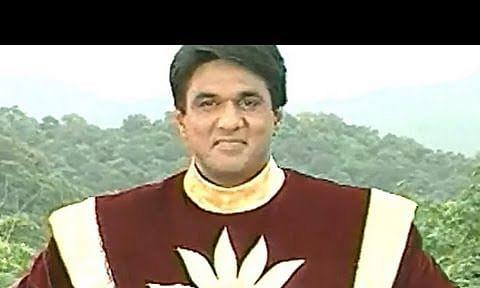 Actor Mukesh Khanna in Shaktimaan