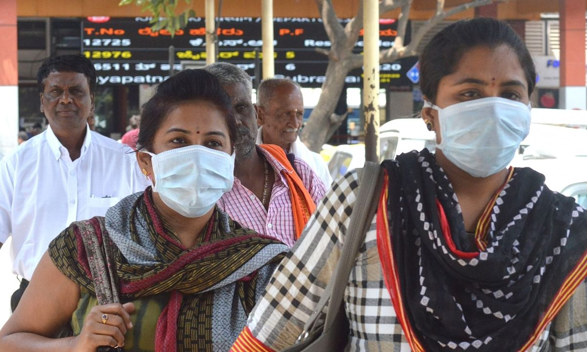 India reports first coronavirus death, number of confirmed cases rises to 74